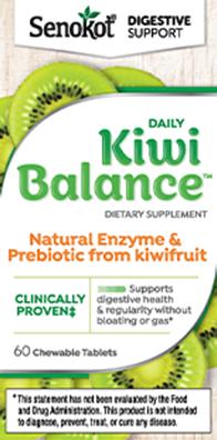 Kiwi Balance™ Dietary Supplement - Senokot®