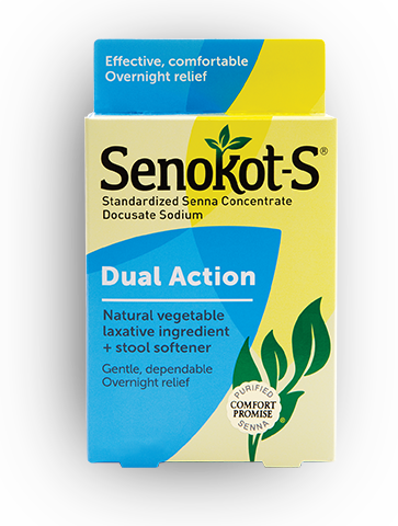 Senokot® Dual Action - Senokot®
